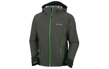 Columbia Men's Triteca Softshell gravel